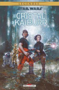 Star Wars Légendes : Le Cristal de Kaïburr (0), comics chez Delcourt de Austin, Sprouse, Sinclair, Fegredo