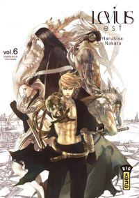 Levius T6, manga chez Kana de Nakata