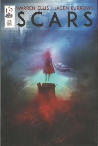 Scars, comics chez Komics Initiative de Ellis, Burrows, Police