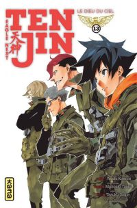 Tenjin T13, manga chez Kana de Komori, Sugie