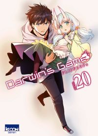 Darwin's game T20, manga chez Ki-oon de FLIPFLOPs