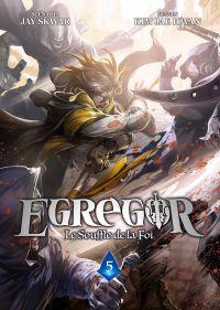 Egregor T5 : L'âppât (0), manga chez Meian de Skwar, Kim