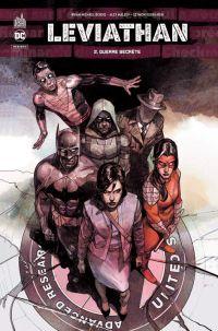 Leviathan T2 : Guerre secrète (0), comics chez Urban Comics de Bendis, Maleev, Kudranski, Anderson