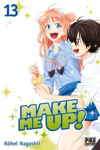 Make me up T13, manga chez Pika de Nagashii