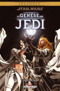 Star Wars Légendes : La Génèse des Jedi : L'éveil de la Force (0), comics chez Delcourt de Ostrander, Duursema, Parsons, Dzioba