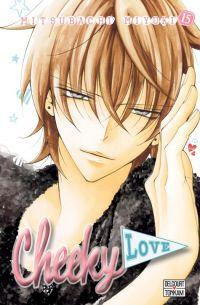 Cheeky love T15, manga chez Delcourt Tonkam de Mitsubachi