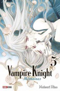 Vampire knight - Mémoires T5, manga chez Panini Comics de Hino