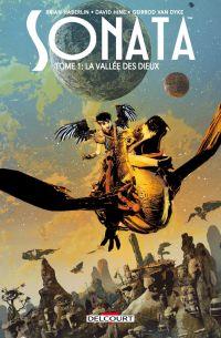 Sonata T1, comics chez Delcourt de Hine, Haberlin, Van Dyke