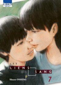 Les liens du sang T7, manga chez Ki-oon de Oshimi
