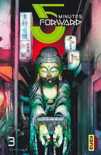 5 minutes forward T3, manga chez Kana de Fukuda