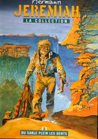 Jeremiah T2 : Du sable plein les dents (0), bd chez Hachette de Hermann