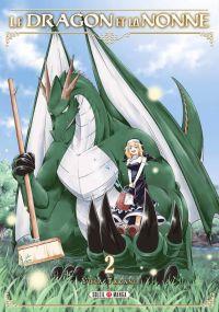 Le dragon et la nonne  T2, manga chez Soleil de Takano