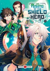 The rising of the shield hero T15, manga chez Bamboo de Aneko, Kyu
