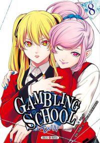 Gambling school twin T8, manga chez Soleil de Kawamoto, Saiki