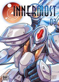 Innermost T3, manga chez H2T de Redjet