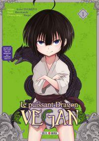 Le puissant dragon végan T1, manga chez Soleil de Enomoto, Muro