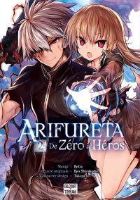 Arifureta - De zéro à héros T2, manga chez Delcourt Tonkam de Shirakome, Takayaki, RoGa