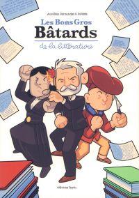 Les Bons gros bâtards de la littérature, bd chez Editions Lapin de Popésie, Fernandez