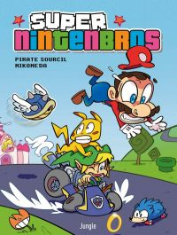 Super Nintenbros, bd chez Jungle de Piratesourcil, Nikomeda