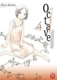 Octave T4, manga chez Taïfu comics de Akiyama