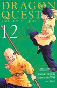 Dragon quest - Les héritiers de l'emblème T12, manga chez Mana Books de Eishima, Fujiwara