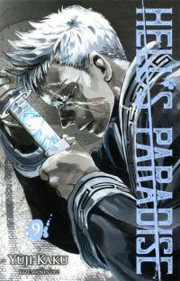 Hell's paradise T9, manga chez Kazé manga de Kaku