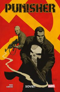 Punisher : Soviet, comics chez Panini Comics de Ennis, Ortego, Burrows, Woodard, Rivera