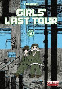 Girls' last tour T3, manga chez Omaké books de Tsukumizu
