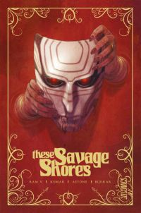 These Savage Shores, comics chez Hi Comics de Ram V, Kumar, Astone