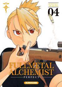 Fullmetal Alchemist T4, manga chez Kurokawa de Arakawa