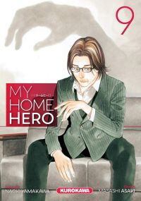 My home hero T9, manga chez Kurokawa de Yamakawa, Araki