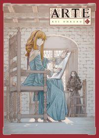 Arte T10, manga chez Komikku éditions de Ohkubo