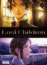 Lost children T6, manga chez Ki-oon de Sumiyama