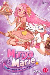 Miriya & Marie, magiciennes à Paris, manga chez Nobi Nobi! de Maya