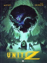 Unité Z, bd chez Des bulles dans l'océan de mOTUS, Shinato