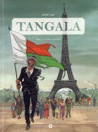 Tangala T3 : Et vint la colère (0), bd chez Des bulles dans l'océan de mOTUS, Tojo, Alvarez, Daviet