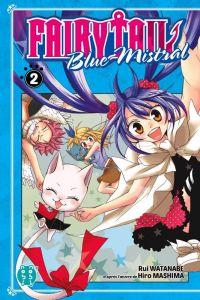 Fairy tail - Blue mistral T2, manga chez Nobi Nobi! de Mashima, Watanabe