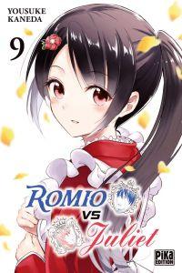 Romio vs Juliet T9, manga chez Pika de Kaneda