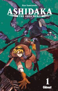 Ashidaka T1, manga chez Glénat de Sumiyoshi