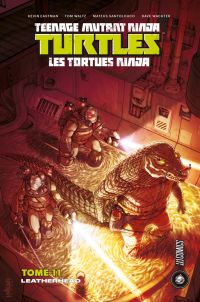 Les Tortues Ninja - TMNT - Teenage Mutant Ninja Turtles T11 : Leatherhead (0), comics chez Hi Comics de Waltz, Eastman, Curnow, Watcher, Santolouco, Pattison