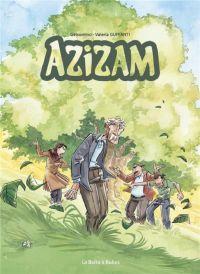 Azizam, bd chez La boîte à bulles de Gelsomino, Guffanti