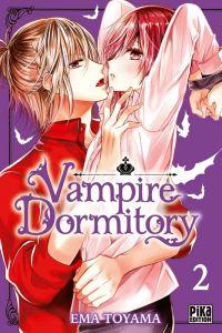 Vampire dormitory T2, manga chez Pika de Toyama