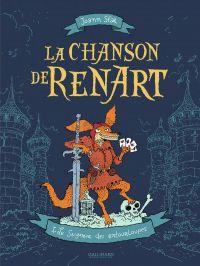 La Chanson de Renart T1 : Le seigneur des entourloupes (0), bd chez Gallimard de Sfar, Findakly