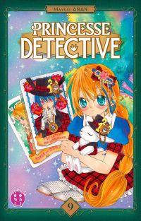 Princesse détective T9, manga chez Nobi Nobi! de Anan