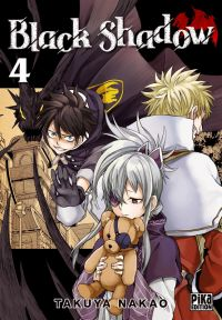 Black shadow T4, manga chez Pika de Nakao