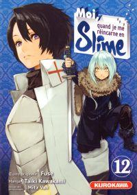 Moi, quand je me réincarne en slime T12, manga chez Kurokawa de Kawakami, Fuse