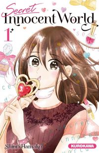 Secret innocent world T1, manga chez Kurokawa de Hamako