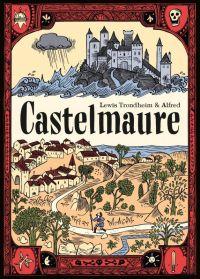 Castelmaure, bd chez Delcourt de Trondheim, Alfred