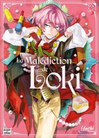 La malédiction de Loki T5, manga chez Delcourt Tonkam de Hachi