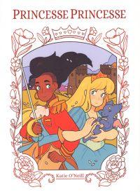 Princesse Princesse, comics chez Bliss Comics de O'Neill
